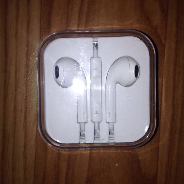 Earpod Headset Take All 20rb