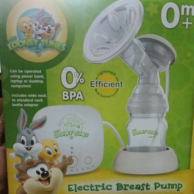 Electric Breastpump -Looney Tunes
