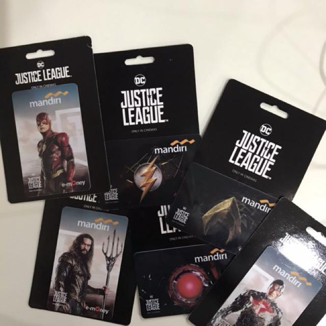 Emoney justice league