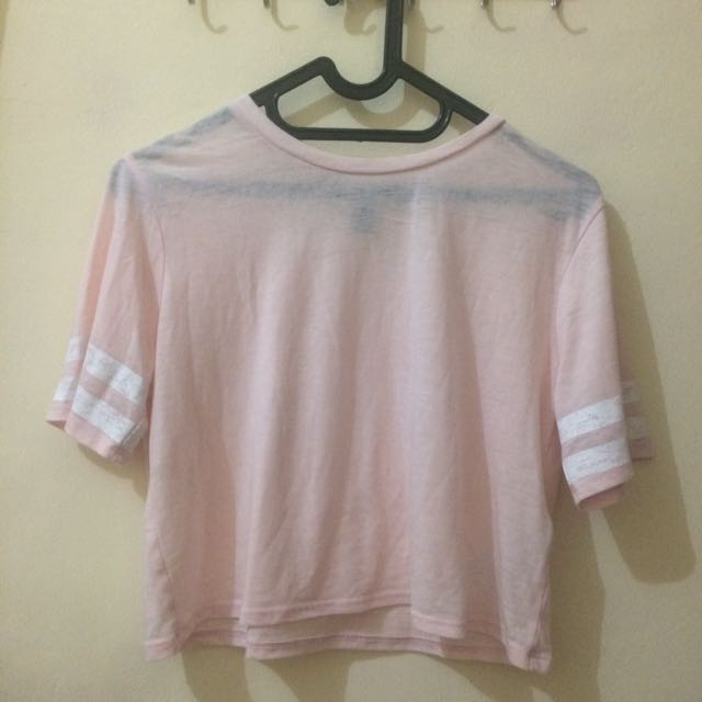 Forever 21 Crop Tee (reprice)
