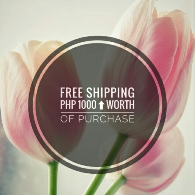 Free Shipping!💕