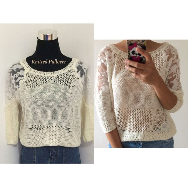 Good as new Knitted Top