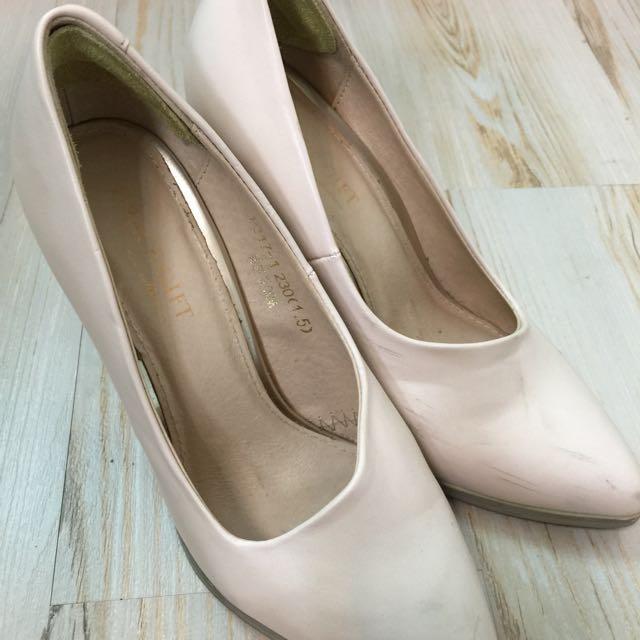 Grace Gift 有型鞋款 36