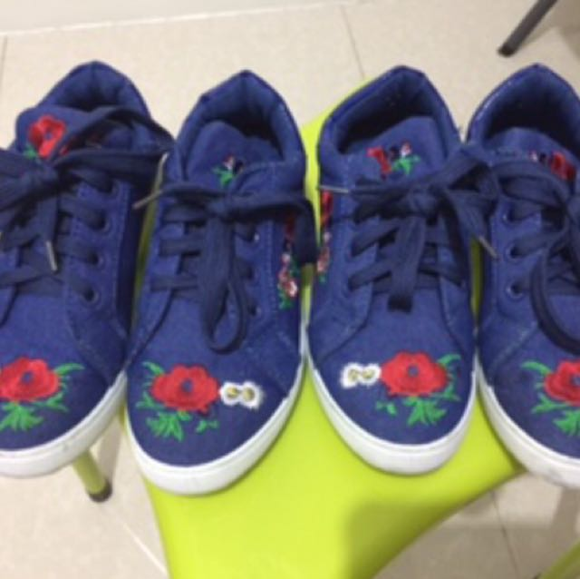 Gucci Inspired Sneakers for Kids