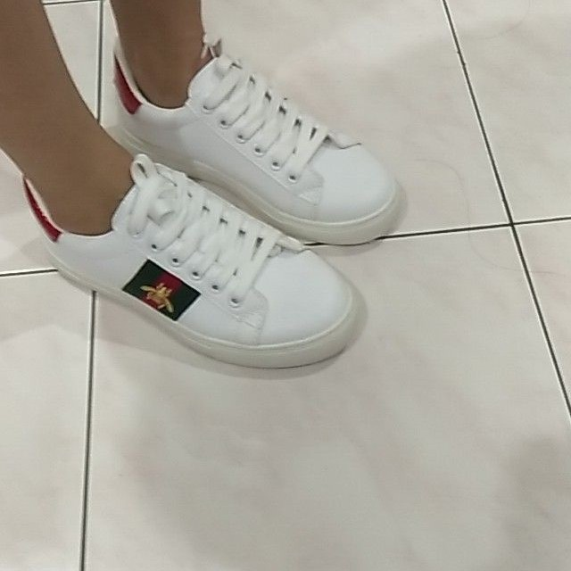 b22e5f525 Gucci sport shoes, Women's Fashion, Shoes on Carousell