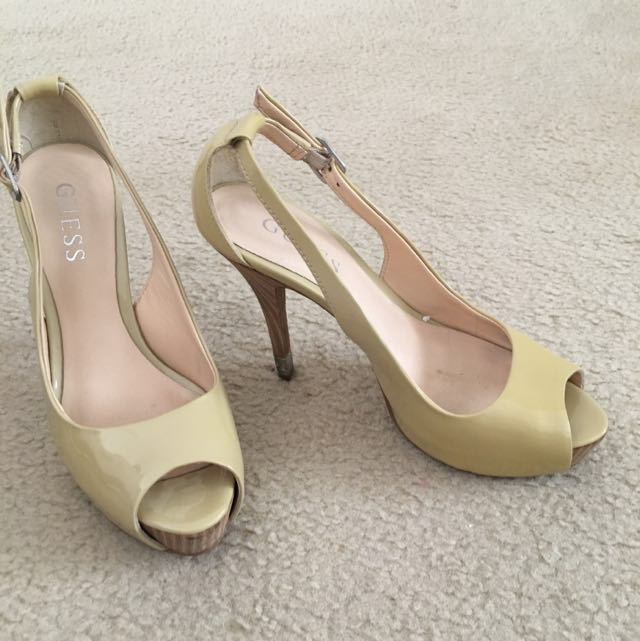 Guess Shoes Size 5 EUR 35