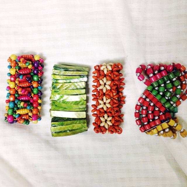 Hand Made Bracelets SET