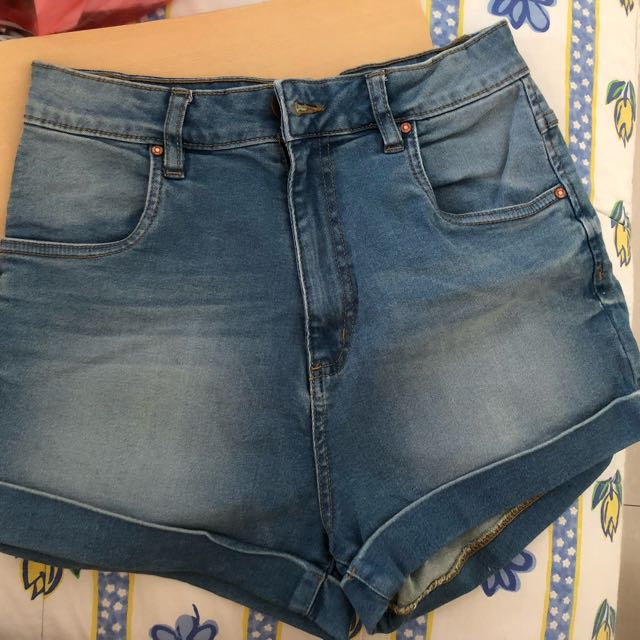 High-Waist Jeans by Cotton On