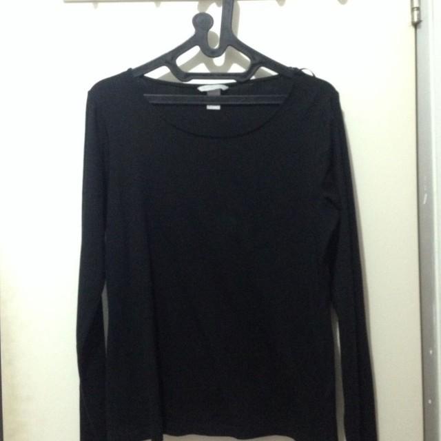 HnM basic long shirt
