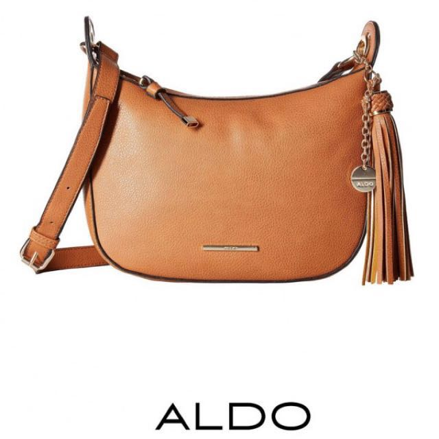 63405a5ecd 👑HOT DEAL! ALDO TASSEL HOBO BAG (BROWN), Women's Fashion, Bags ...