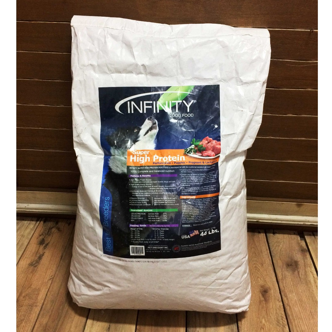 Infinity super high protein dog food for puppies pregnant and photo photo forumfinder Image collections