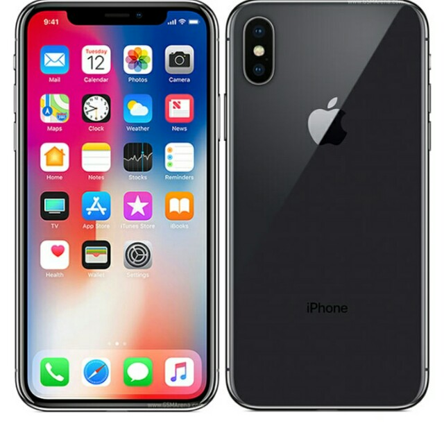 iPhone X 256GB (BNEW: SEALED BOX)