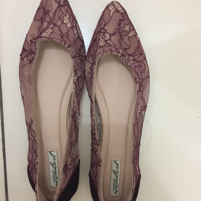 Ittaherl shoes size 38