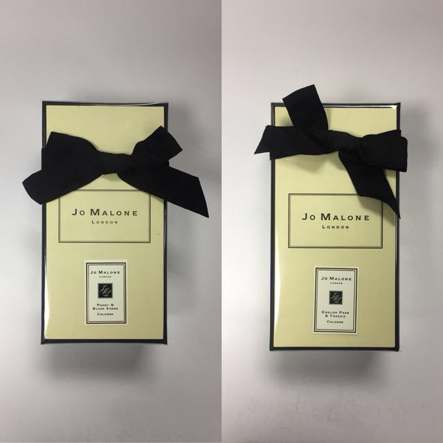 Jo Malone Bundle (Authentic US Tester Perfumes)