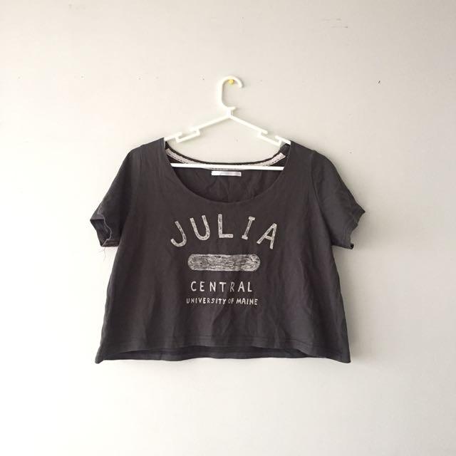 Julia Crop Top