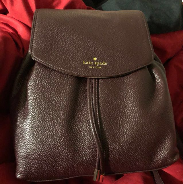 Kate spade backpack *reduced
