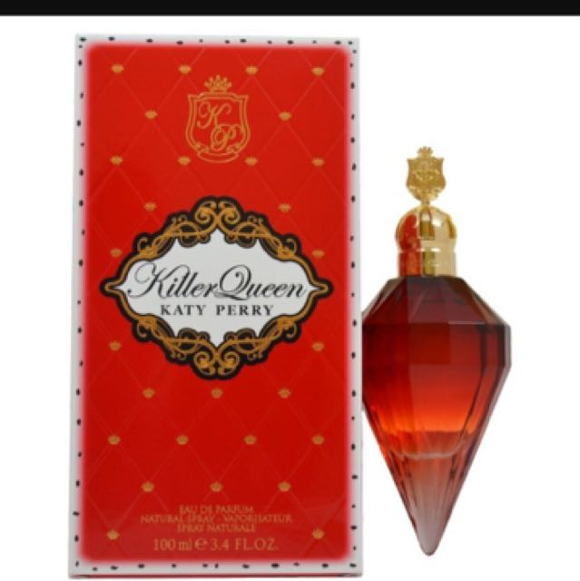 Katy Perry Killer Queen Perfume (100ml, NEW)
