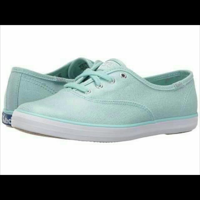 Keds CH TS metallic canvas sneakers (blue), Women s Fashion, Shoes on  Carousell f7e40d6bb6