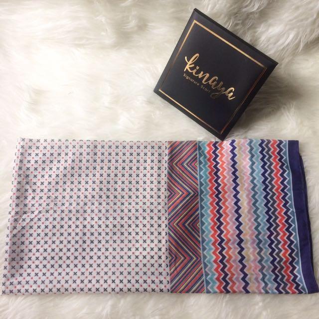 kinaya scarf