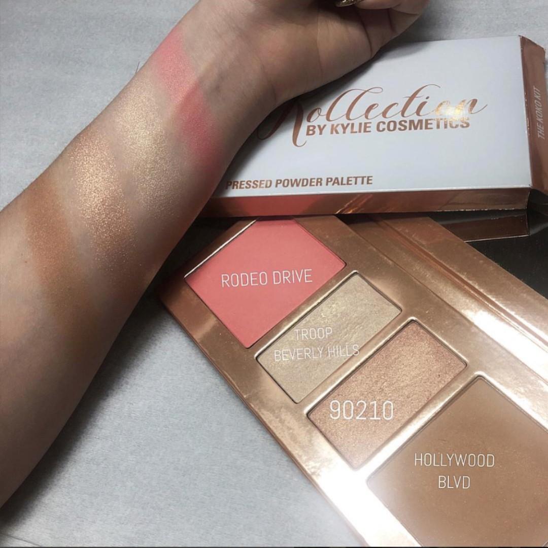 Koko Kollection Kylie Cosmetics Pressed Palette