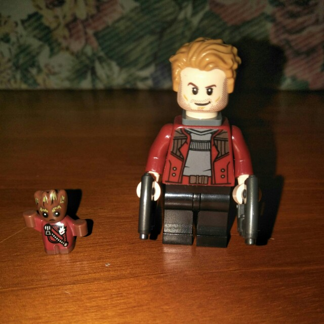 Lego Marvel Guardians of the Galaxy Vol  2: 76080 Starlord