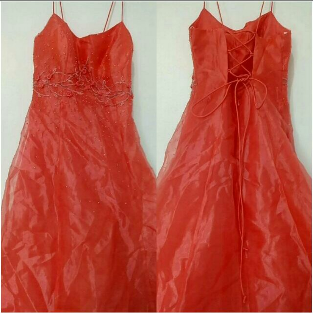 Long Gown from USA
