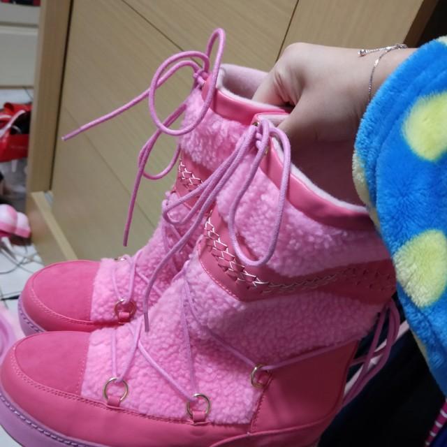 MAJOR MADE 保暖雪靴 小櫻