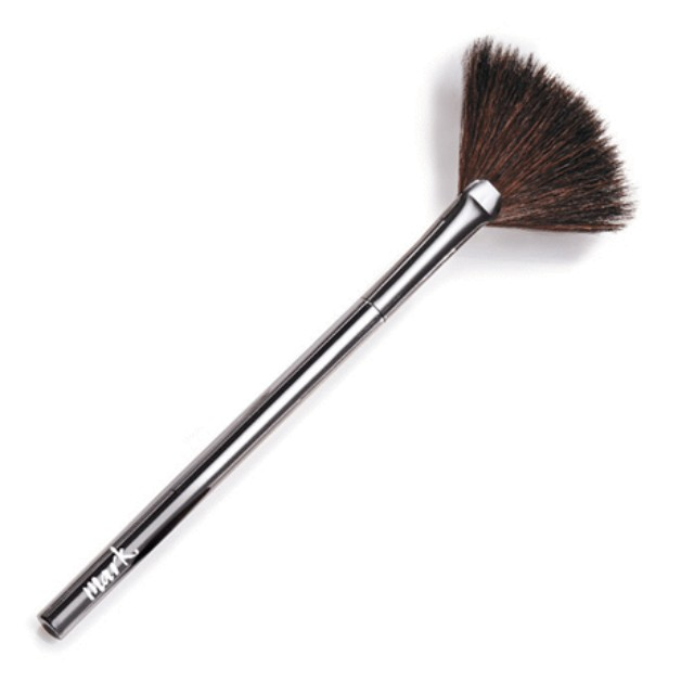 mark. Fan Brush