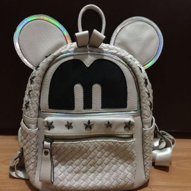 McM mickey backpack