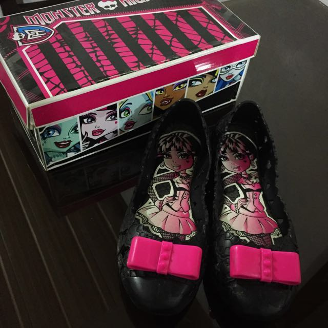 Monster High jelly doll shoes