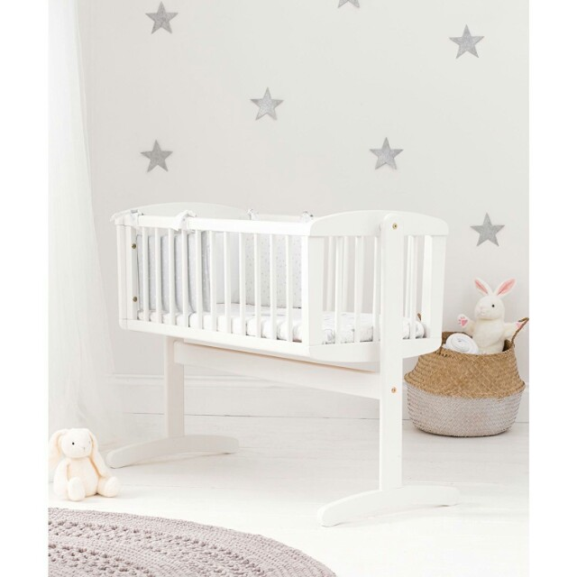 Mothercare swing crib