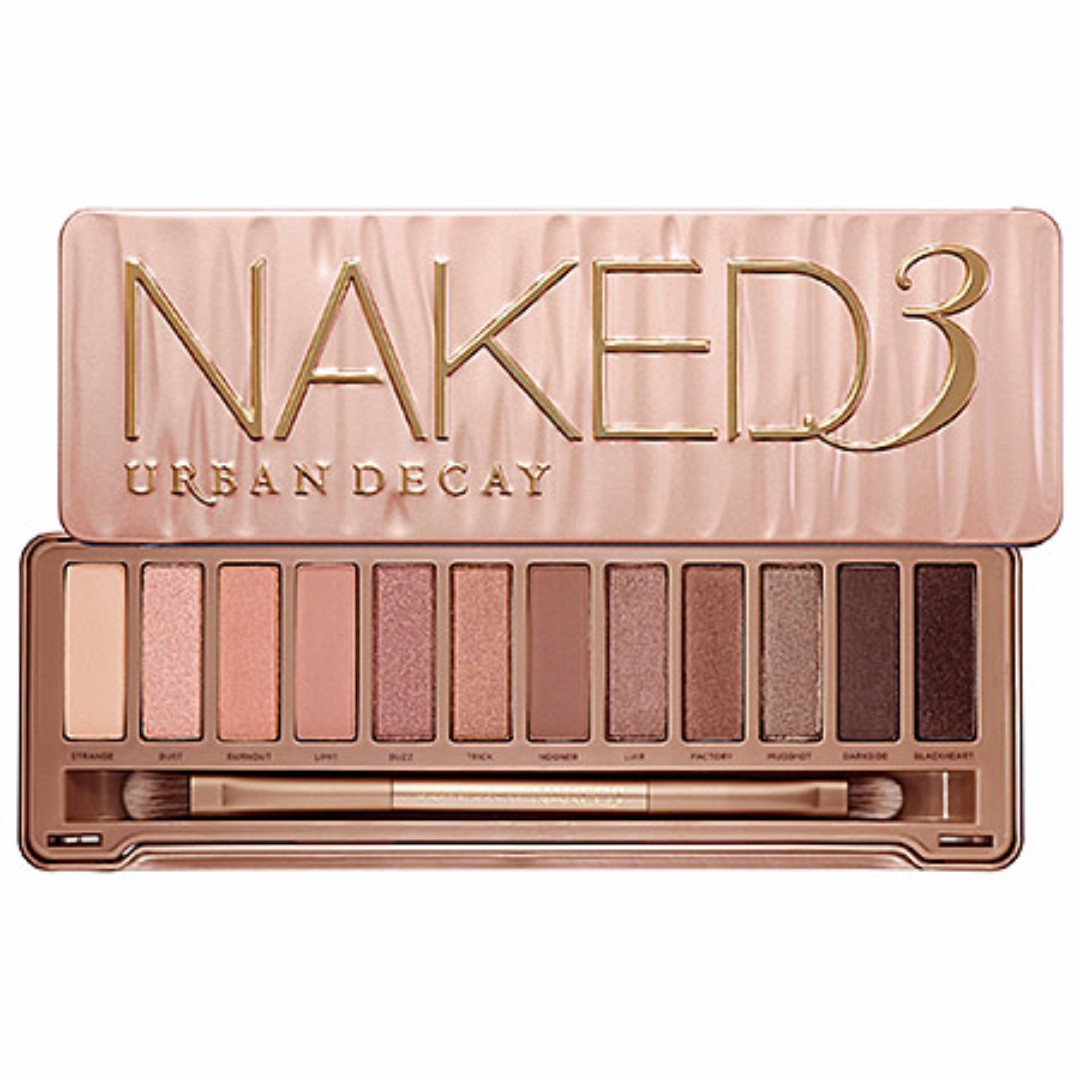 Naked3 Brand new Urban Decay