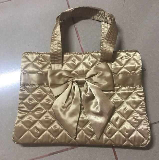 Naraya Bag Gold