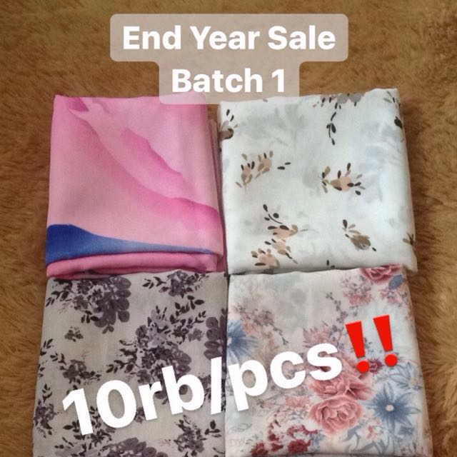 Neck scarf per pcs 10rb year end sale