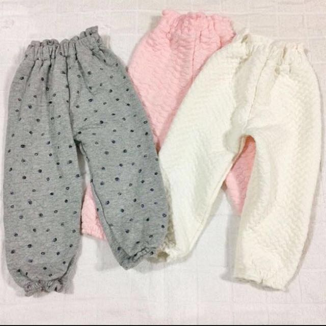 NEW! Bloomy pants , celana hangat