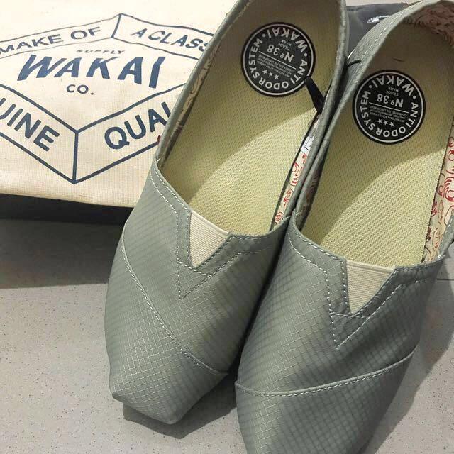 New Wakai Authentic Size 38