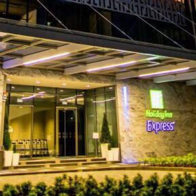 New Year Eve Staycation Holiday Inn Express Katong