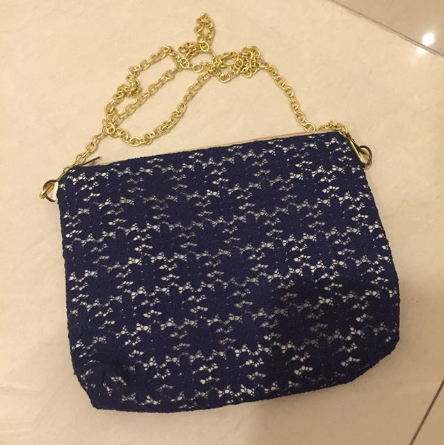 NEW-Sling Bag Brokat