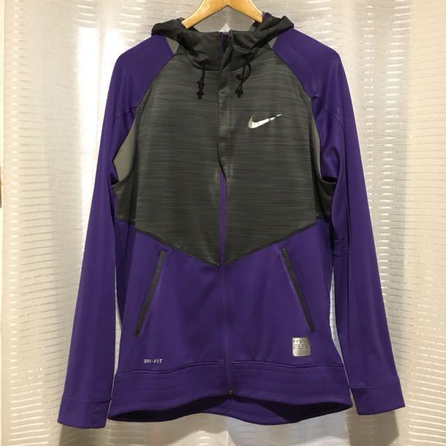 Nike Hyperelite winterized hoodie fullzip