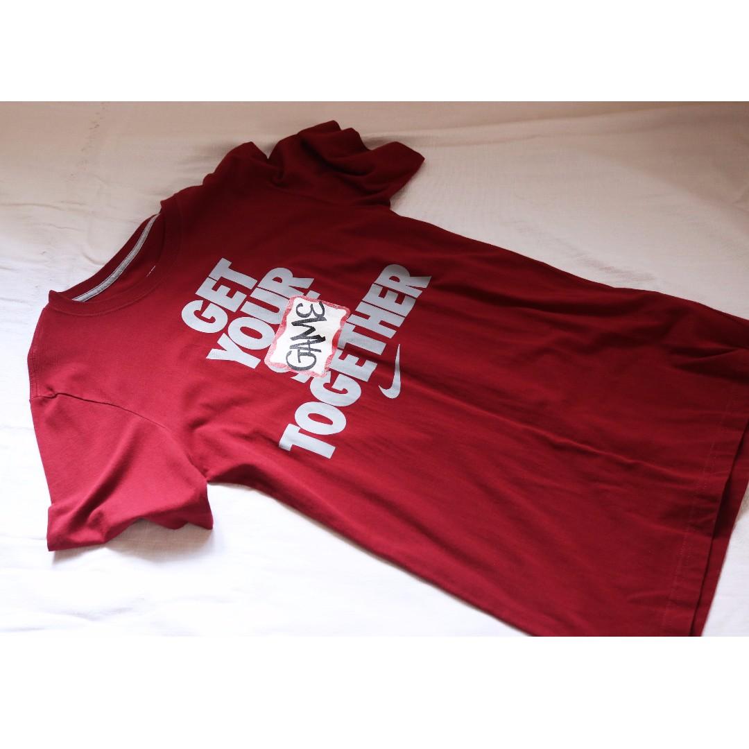 Nike regular fit shirt