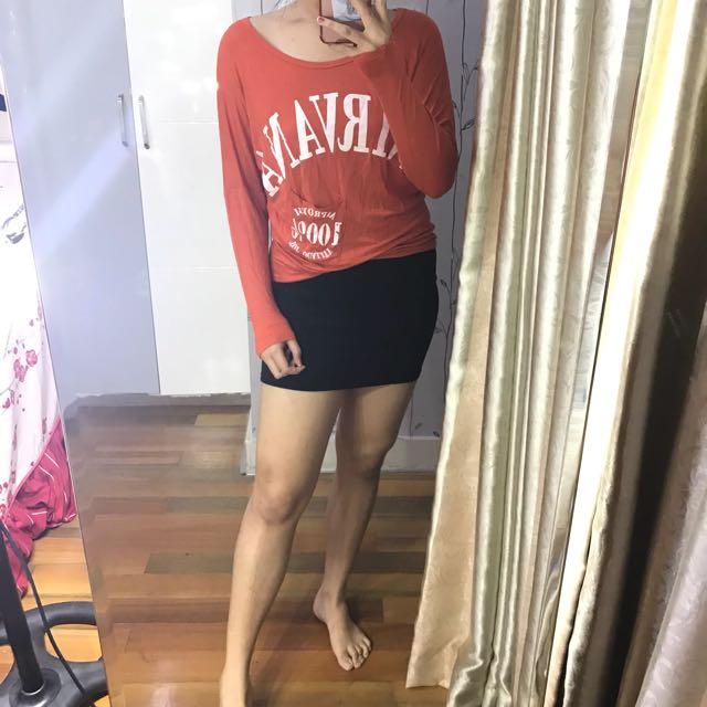 Nirvana set (Top+skirt)