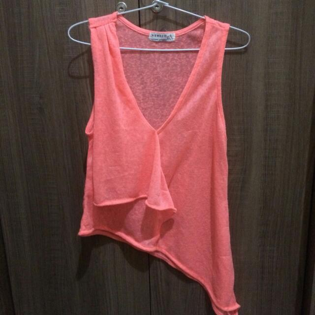 Number Sixty One 61 Tank Top