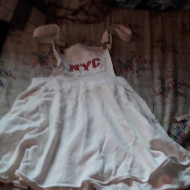 NYC Jumper dress