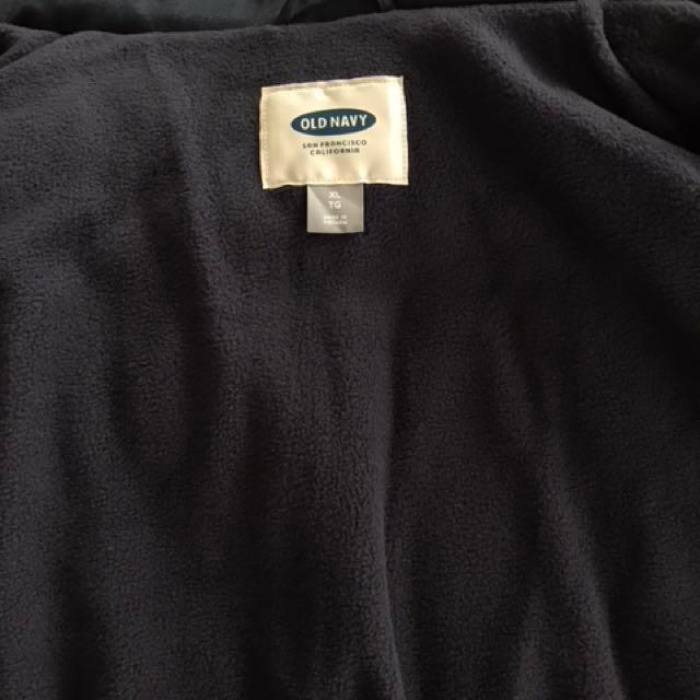 Old Navy Blue Winter Vest / Jacket #1212YES