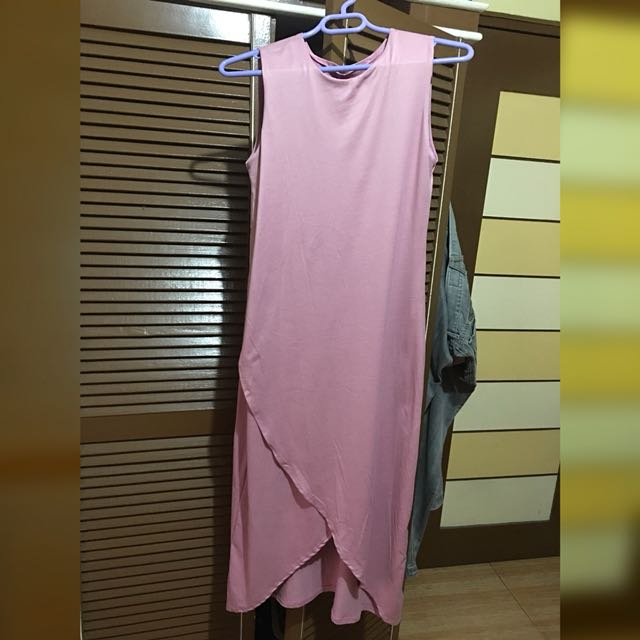 Old Rose / Rose Pink Dress