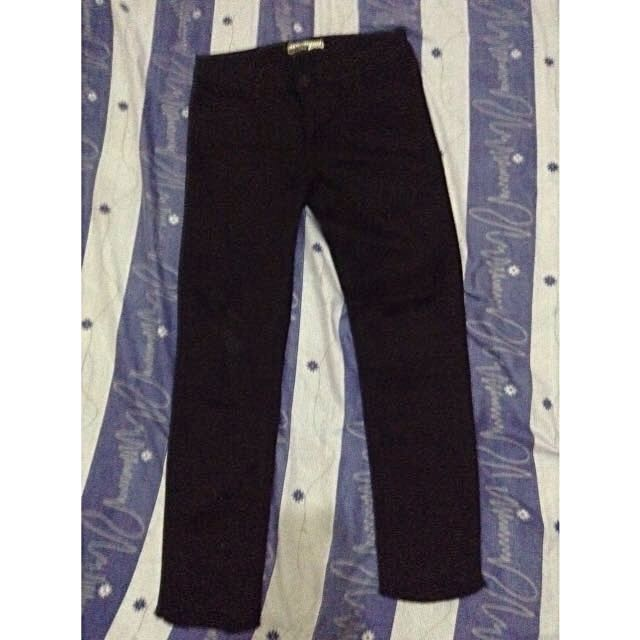Oxygen Skinny Stretch Pants