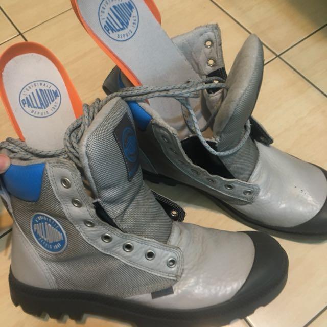 Palladium 法國靴 完全防水