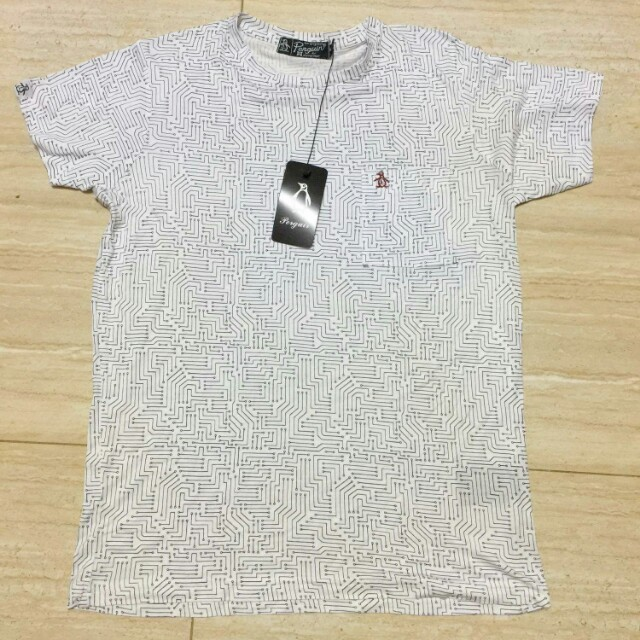 Penguin Shirt High Quality Overrun