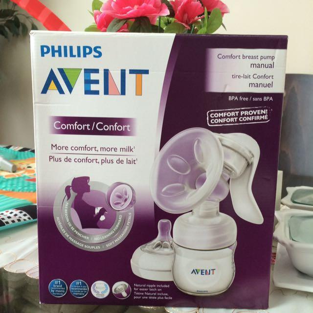 Philips Manual Pump