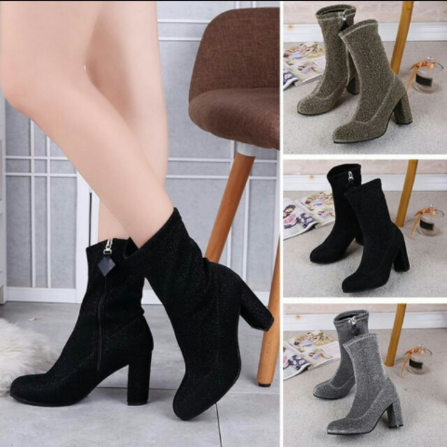 PO....ankle boot